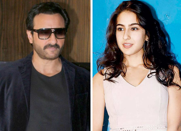 Despite rumours, father - daughter duo Saif Ali Khan - Sara Ali Khan not doing a film together