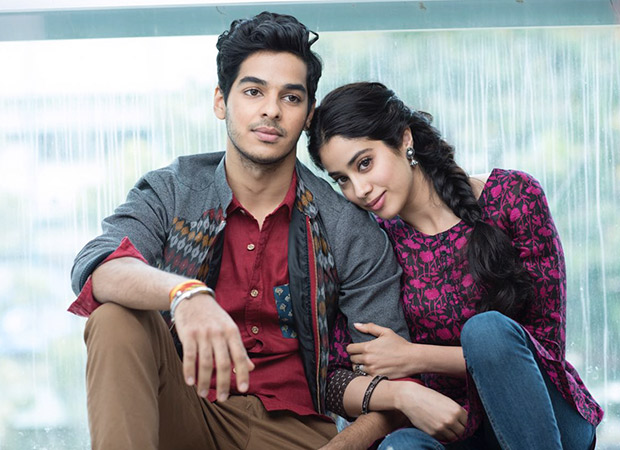 Box Office: Worldwide Collections and Day wise breakup of Dhadak