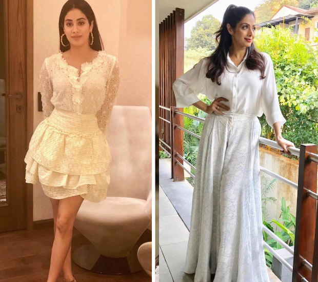 Janhvi Kapoor and Sridevi 4