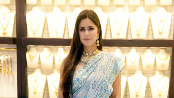 Katrina Kaif graces the opening of Kalyan Jewellers' new showroom in Delhi