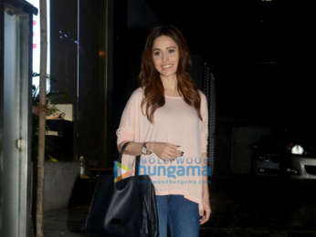 Nushrat Bharucha snapped at Khar