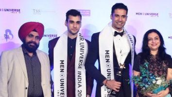 Raghav Juyal, Madhu Chopra & Others @Men Universe India 2018-19