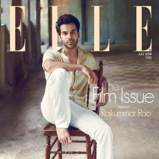 Rajkummar Rao On The Cover Of Elle, July 2018