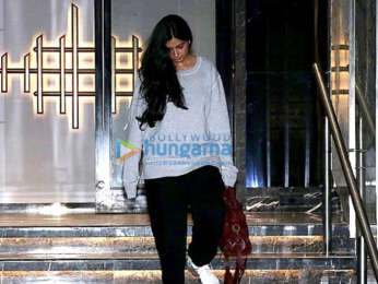 Rhea Kapoor snapped at Indigo in Andheri