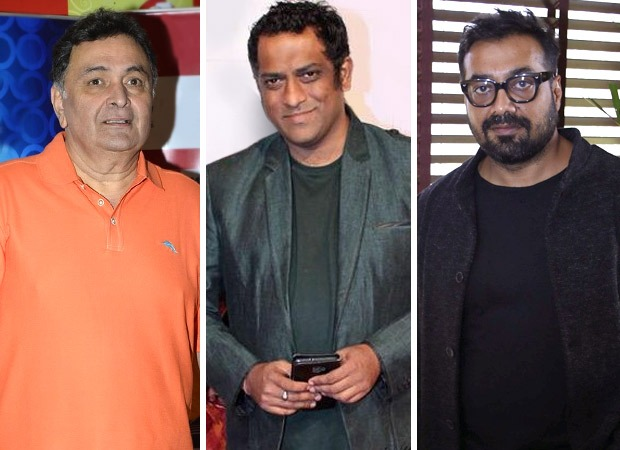 Rishi Kapoor slams Anurag Basu and Anurag Kashyap over failed projects Jagga Jasoos and Bombay Velvet with Ranbir Kapoor