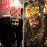 Riteish Deshmukh turns Hilji, inspired by Ranveer Singh's Khilji
