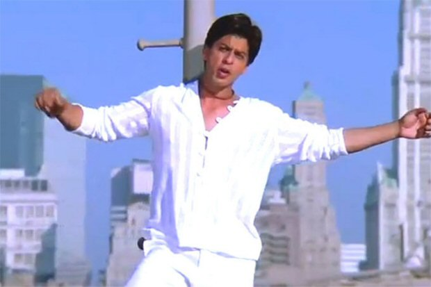 Shah Rukh Khan's signature pose gets COPIED by Assam govt for traffic safety