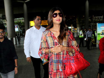 Shilpa Shetty, Sophie Choudry, Bipasha Basu and others snapped at the airport