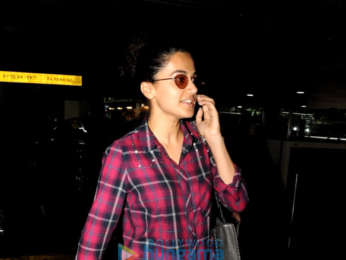 Shruti Haasan, Anil Kapoor and others snapped at the airport