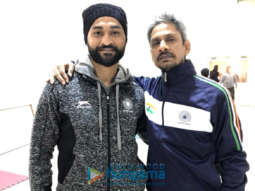 On The Sets Of The Movie Soorma