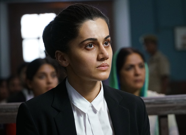 Taapsee Pannu's parents wanted her to be a lawyer; she fulfils the dream by playing one in Mulk