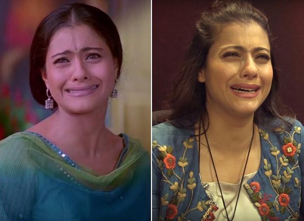 WATCH: Kajol recreates 'GAMLA' scene from Kabhi Khushi ...