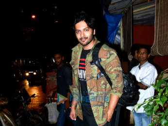 Ali Fazal spotted at Farmers' Cafe in Bandra
