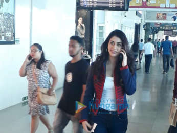 Alia Bhatt, Janhvi Kapoor and others snapped at the airport