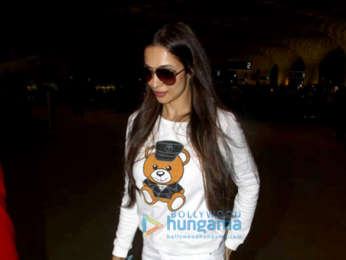 Alia Bhatt, Malaika Arora and Genelia D'Souza snapped at the airport