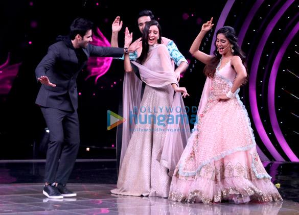 Avinash Tiwari, Tripti Dimri and Imtiaz Ali promote 'Laila Majnu' on the sets of Dil Hai Hindustani (2)