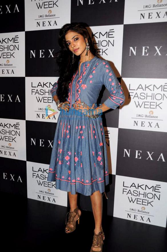 Celebs grace Lakme Fashion Week 2018 – Day 4