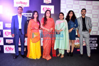 Celebs grace Perfect Pati TV serial launch