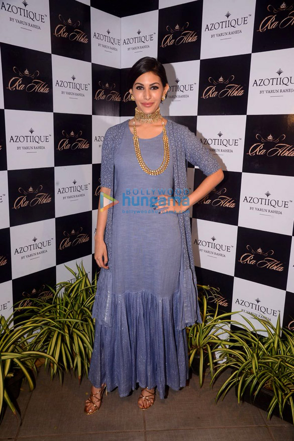 Celebs grace the launch of Rahul Luthra's Ra Abta Jewels Palki at Azotiique