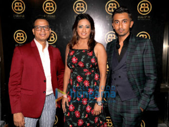 Celebs grace the launch of the new lounge BOMB'AR