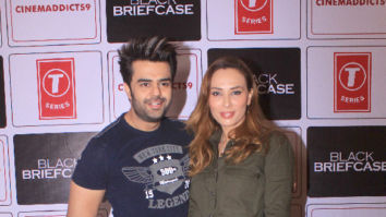 Celebs grace the preview of Maniesh Paul's short film 'Black Briefcase'