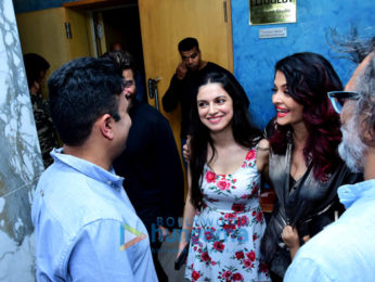Celebs grace the screening of Fanney Khan