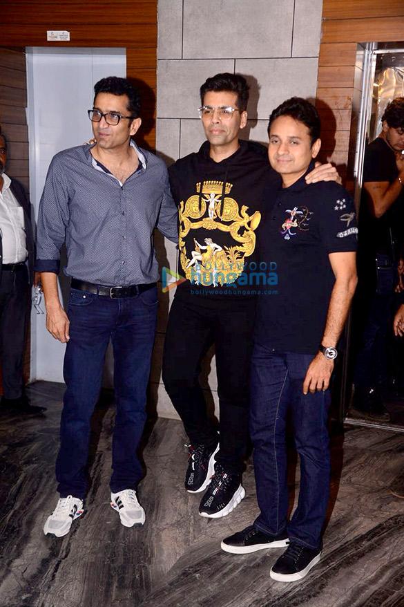 Celebs grace the success bash of 'Dhadak' (5)