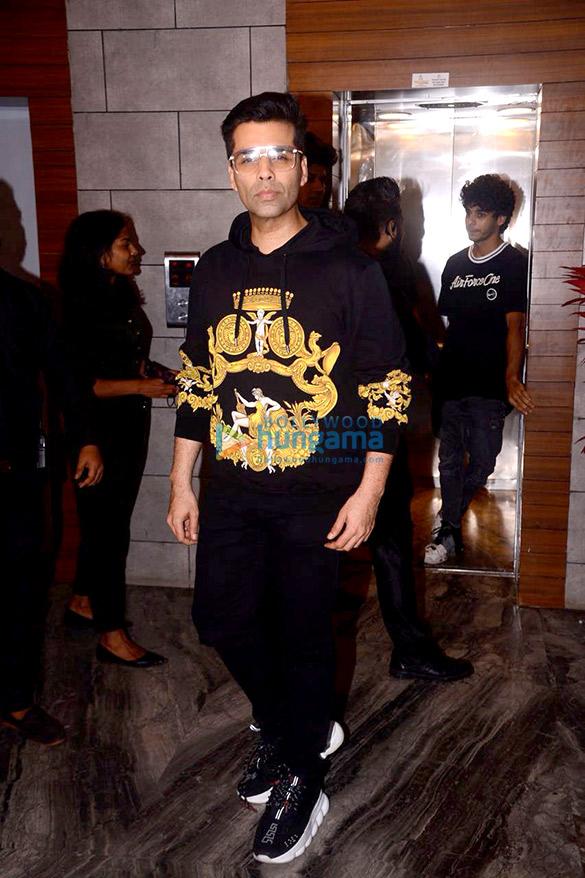 Celebs grace the success bash of 'Dhadak' (8)
