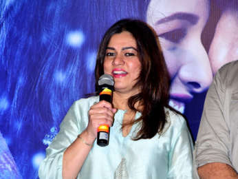 Celebs grace the trailer launch of the film Laila Majnu at PVR ECX
