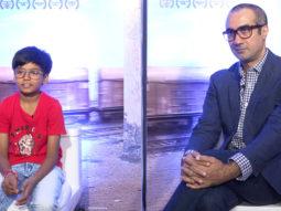 Exclusive Ranvir Shorey & child actor Tathastu talk about their film Halkaa