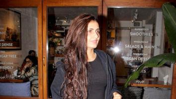 Fatima Sana Shaikh spotted at Sequel Cafe in Bandra