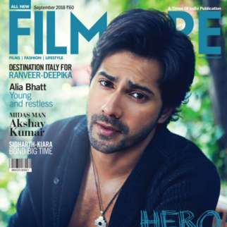 Varun Dhawan On The Cover Of Filmfare