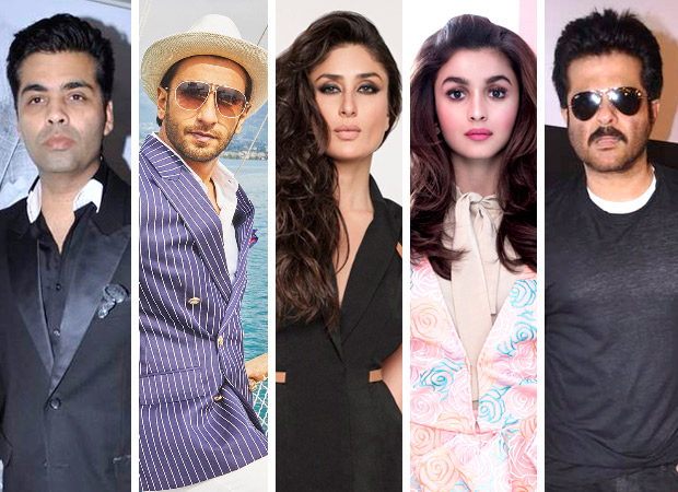 First Kalank and now TAKHT, Karan Johar is all set to bring back the golden era of MULTI-STARRERS