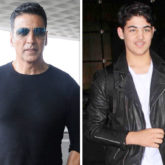 Here's why Akshay Kumar is taking off to London with son Aarav
