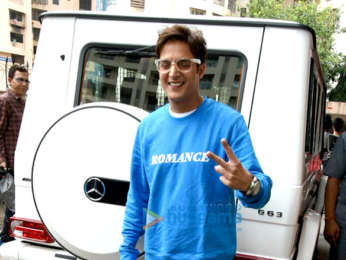 Jimmy Sheirgill snapped in Andheri