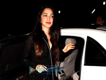 Kanika Kapoor snapped at her birthday bash