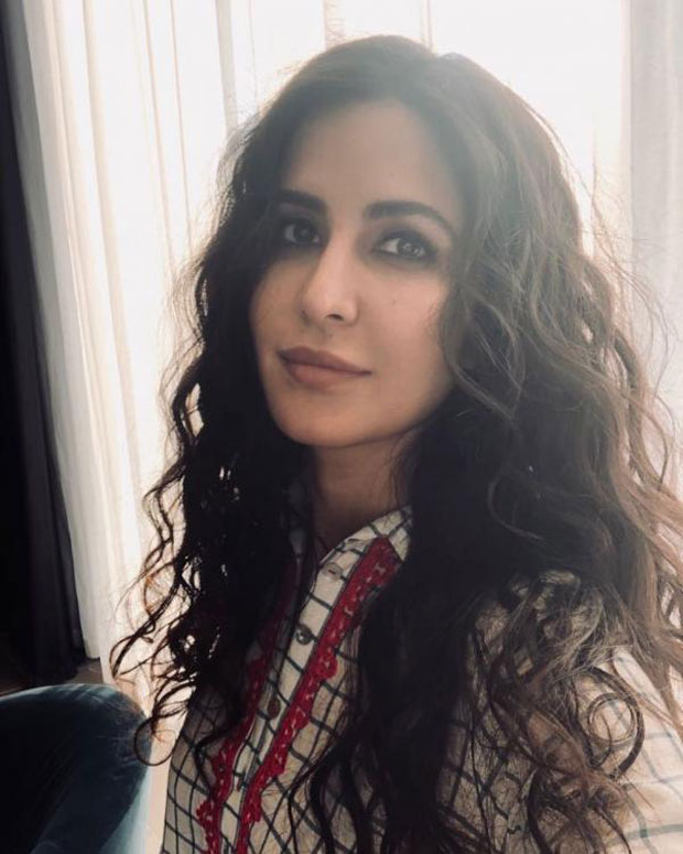 Katrina Kaif REVEALS her look from Salman Khan's Bharat and we are stunned (see pic)