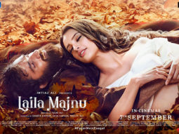 First Look Of Laila Majnu
