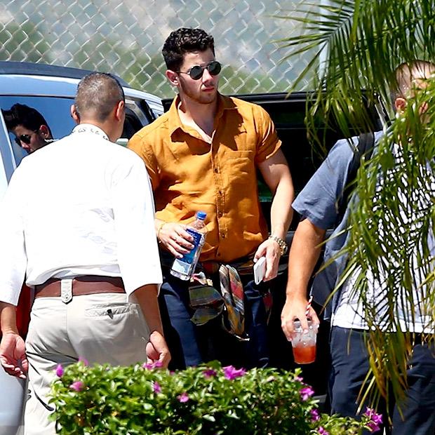 Newly engaged couple Priyanka Chopra and Nick Jonas holiday in Mexico