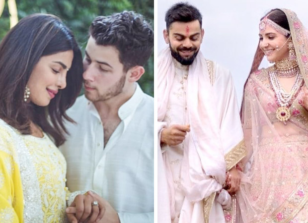 Priyanka Chopra Nick Jonas Opted For Same Wedding Planner As Anushka Sharma Virat Kohli For Their Engagement