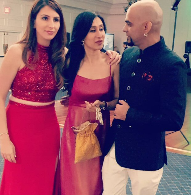 Raghu Ram gets engaged his Canadian girlfriend Natalie Di Luccio in this beautiful ceremony [see pics]