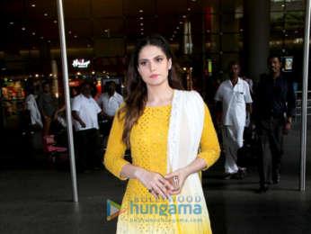 Ranbir Kapoor, Deepika Padukone, Urvashi Rautela and others snapped at the airport