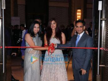 Saiyami Kher snapped Retail Jeweller Awards 2018