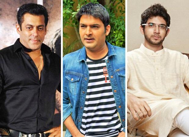 Salman Khan, Kapil Sharma and Aditya Thackeray's cars in RTO's list of vehicles with unpaid fines