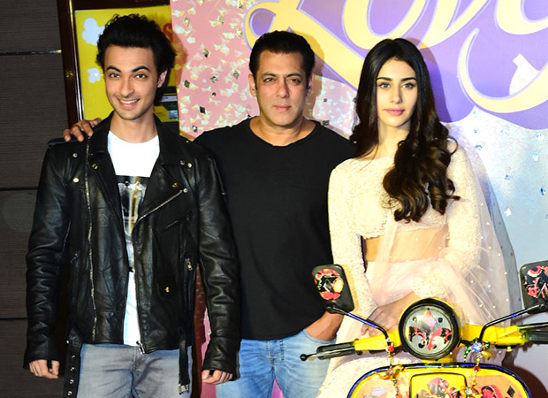 Loveratri: Salman Khan reveals how he met Aayush Sharma for first time as Arpita Khan's partner, launching new actors and problems newcomers face