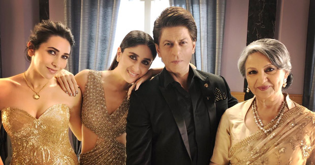 Shah Rukh Khan, Kareena Kapoor Khan, Karisma Kapoor and Sharmila Tagore come together – here's what they are up to