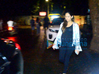 Shahid Kapoor and Mira Rajput snapped in Bandra