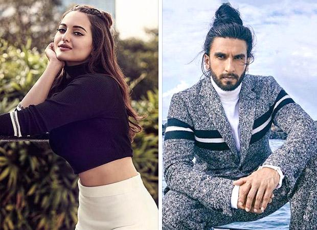 Sonakshi Sinha bets her money on Ranveer Singh to be ...