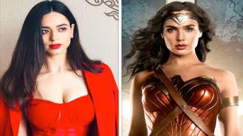 Soundarya Sharma to feature in Gal Gadot's Wonder Woman