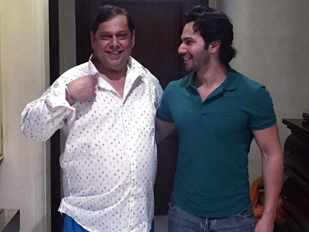 Sui Dhaaga star Varun Dhawan stitches up a special birthday present for his father David Dhawan